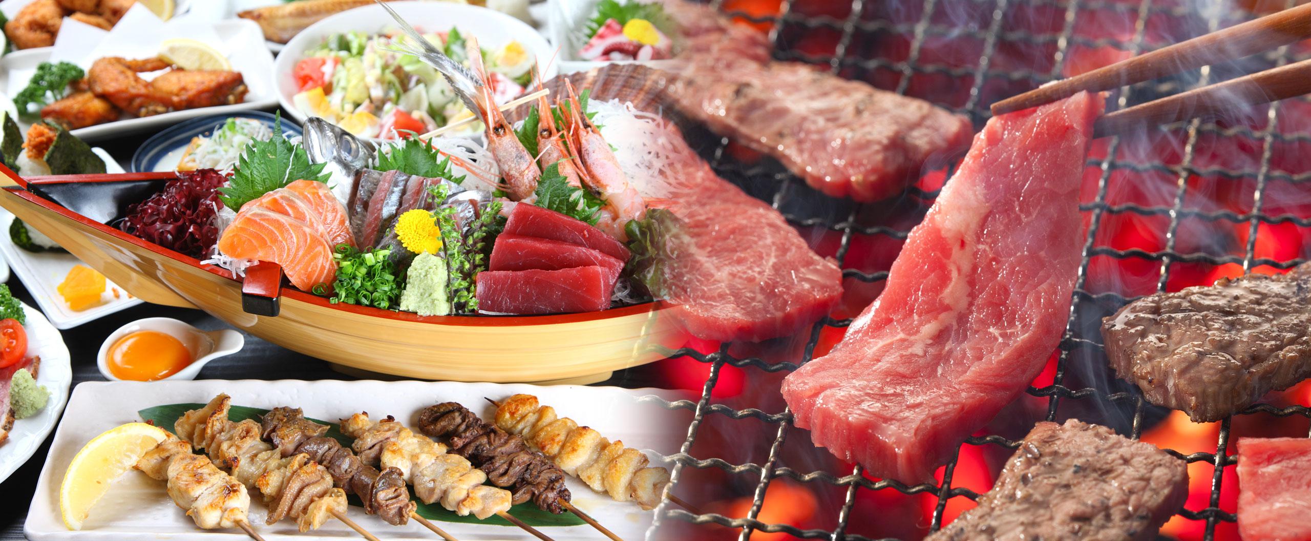 饗酒堂有限会社は東京都板橋区を中心に、海鮮、焼鳥・串焼き、焼肉・ホルモン、水炊き・もつ鍋など多彩な業態の飲食店・居酒屋を展開している飲食企業です。会社概要、店舗紹介、採用情報など。